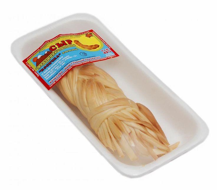 Сыр косичка копчёный состав
