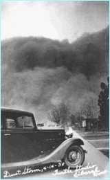 Dust Bowl Photographs
