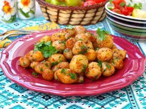 Гарниры из картофеля — 98 рецептов с фото. Как приготовить картофель на гарнир?