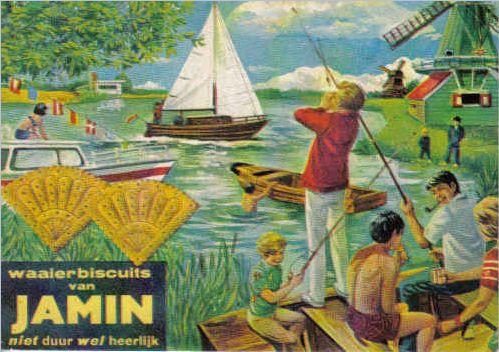 Jamin Waaier-biscuits