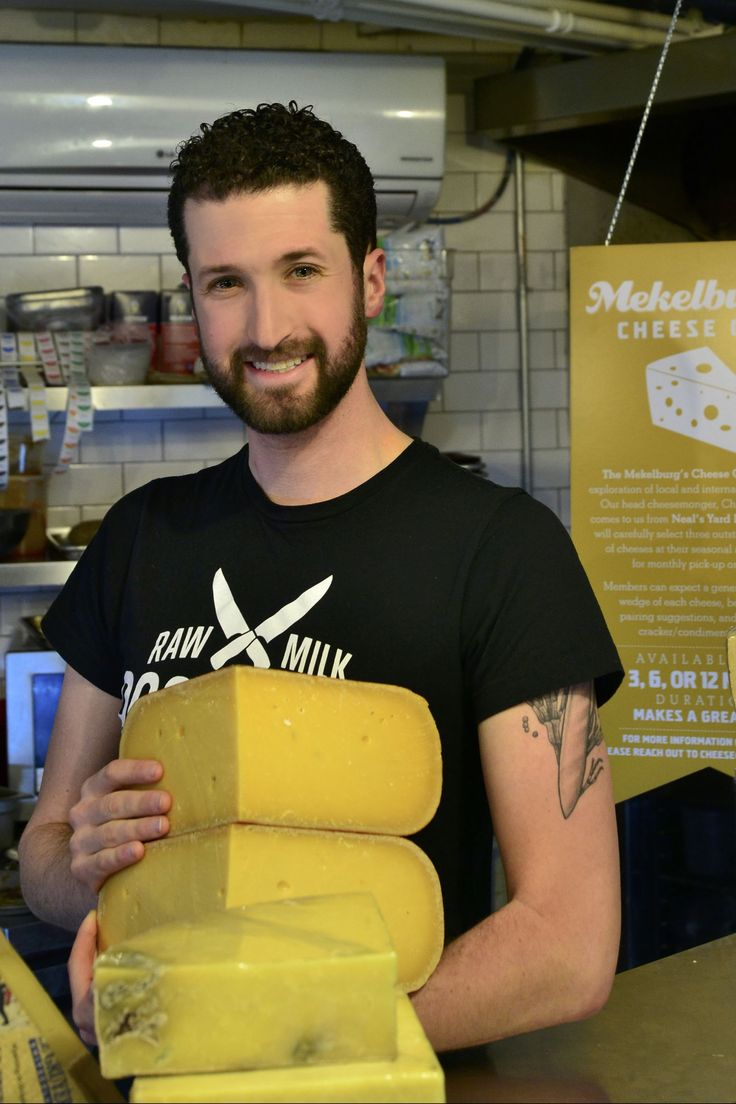 It's National Cheese Day!  6 Hot Cheese Experts Reveal Their Faves
