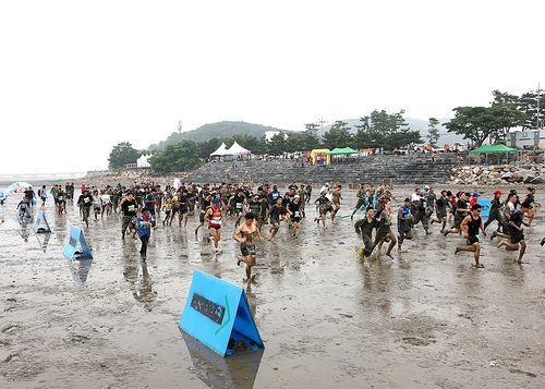 Mud Flat Marathon Competition 02