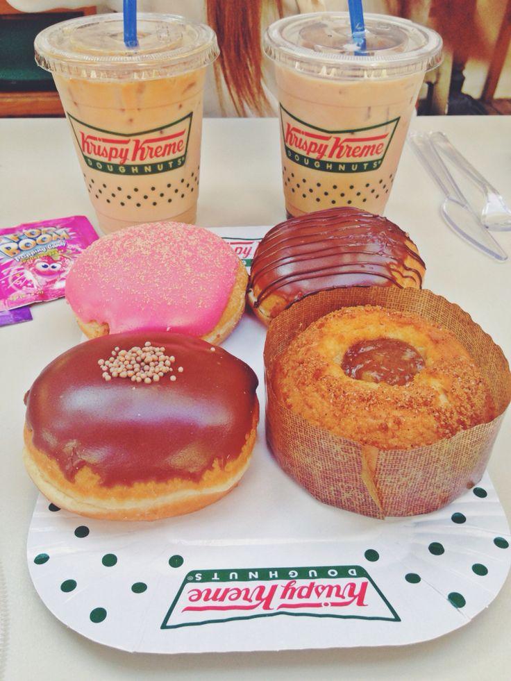 Donuts krispy kreme