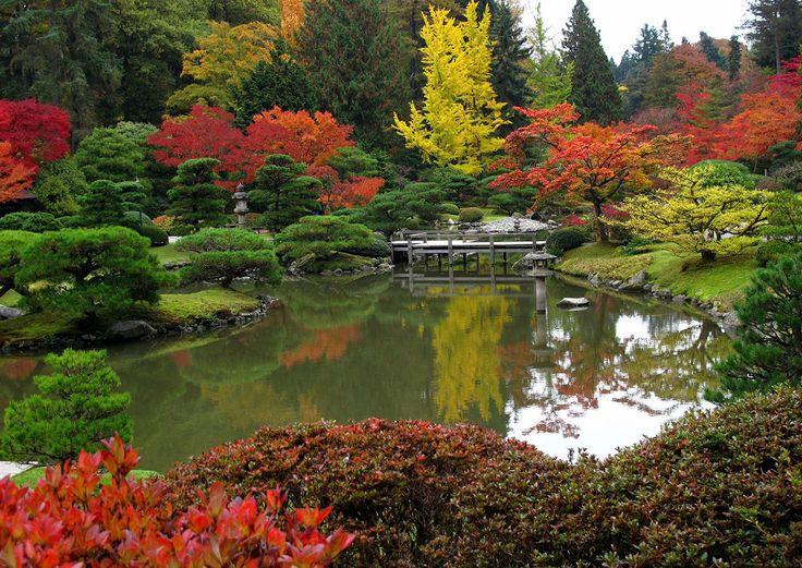 ideias de jardim japones : ideias de jardim japones:1000 ideias sobre Jardim Japonês no Pinterest