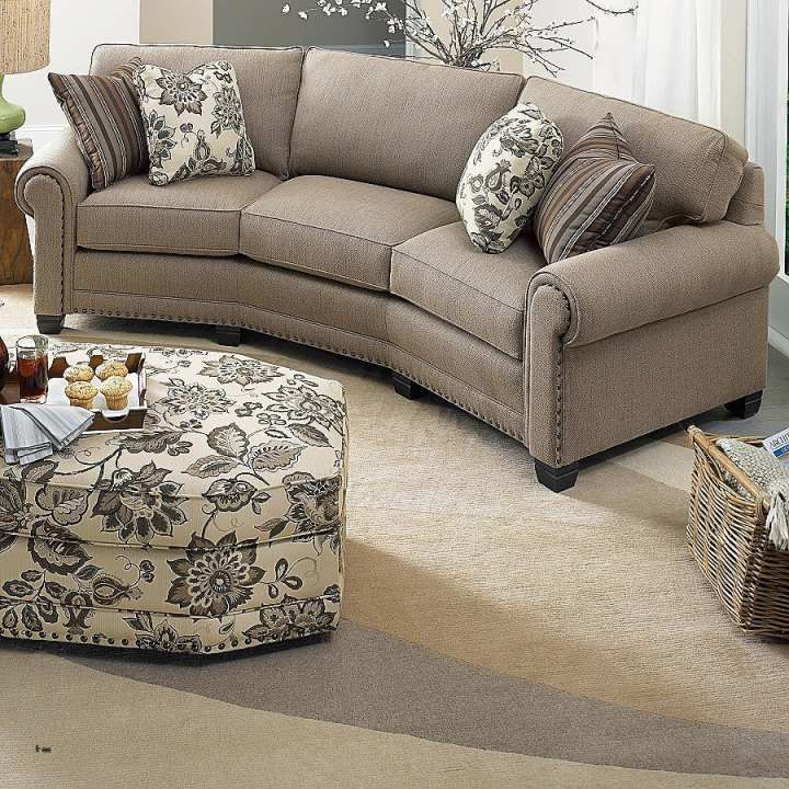 Curved Sofa Living Room