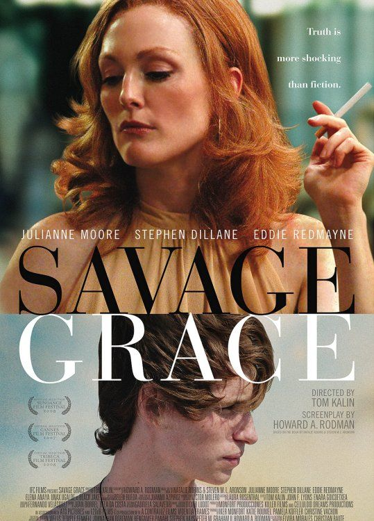 Savage Grace (2007) Barbara Daly Baekeland