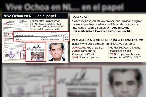 Presidente del PRI declara ser de Nuevo León para adquirir Taxis pero no lo conocen ahi - http://www.esnoticiaveracruz.com/presidente-del-pri-declara-ser-de-nuevo-leon-para-adquirir-taxis-pero-no-lo-conocen-ahi/
