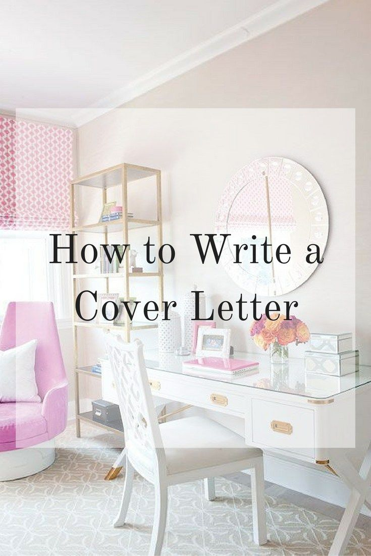 how to write a cover letter - How To Write Cover Letter For Resume