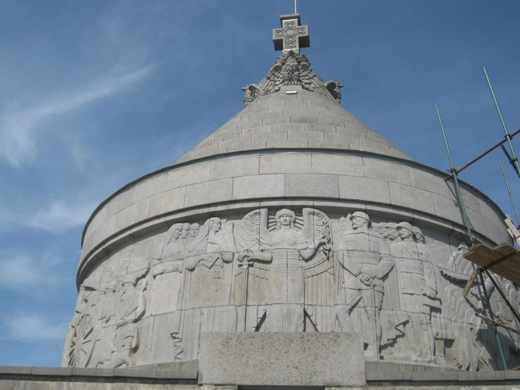 Marasesti Maousoleum, Glory to the heroes!