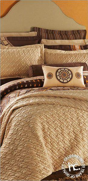 Mosaic bedding set