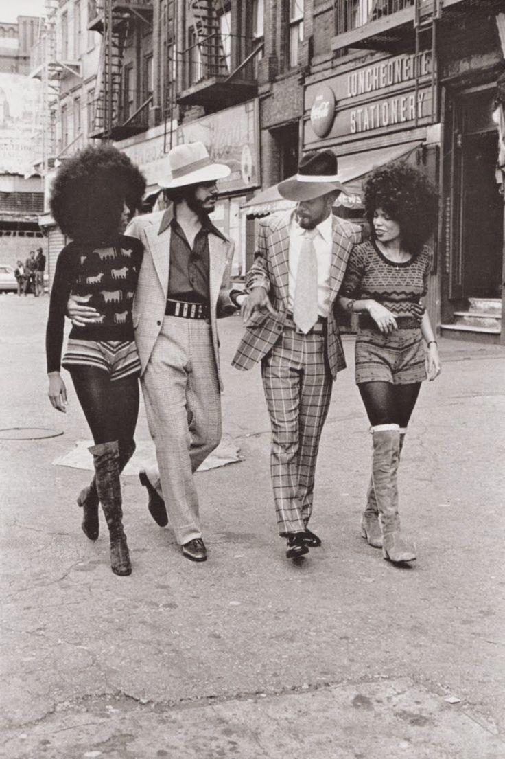 Harlem, New York City in the 1970s