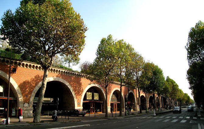 Viaduc des art, Paris