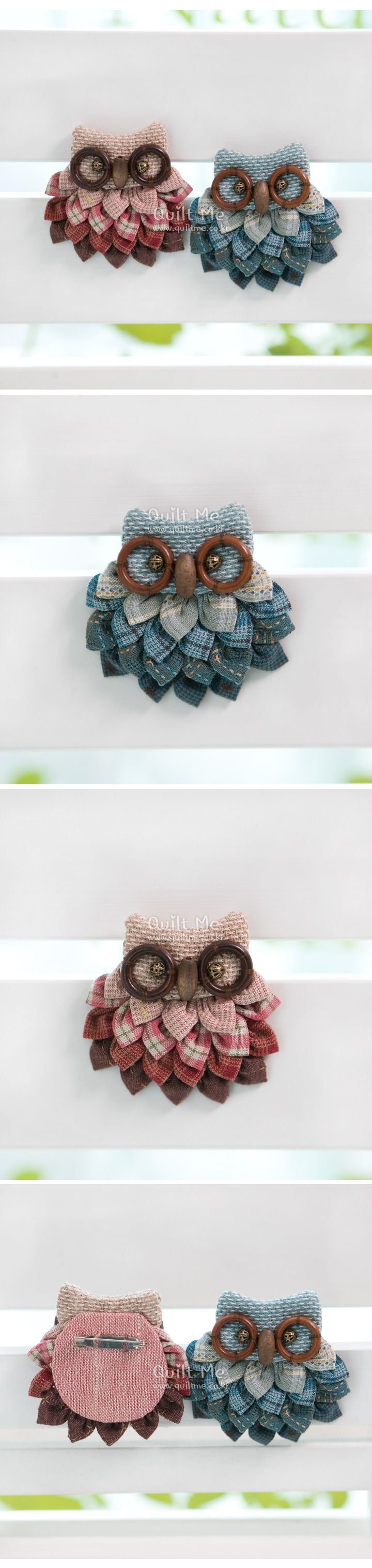 How cute are these little owls.