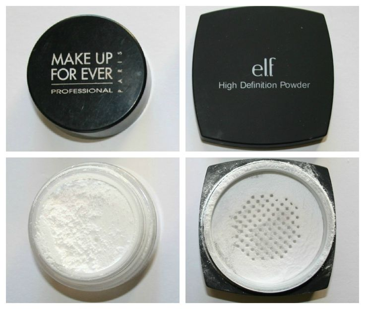 Duped ya dude! I ral-ly like the elf hd powder, to the point where I have a back up for my back up, seriously. I don't know how I lived before this setting powder. I was using the coty airspun  translucent powder before this and it's not horrible, it's just not this. and for 6 BUCKS?!?!?! HECK YEAH!