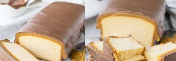 Makkelijk maar toch superlekker! Deze Twix cake zal gasten verrassen en je maakt hem in een handomdraai!