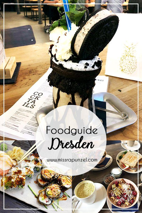 Guia alimentar DRESDEN – onde e o que comer?   –   Travel • Foodguides  