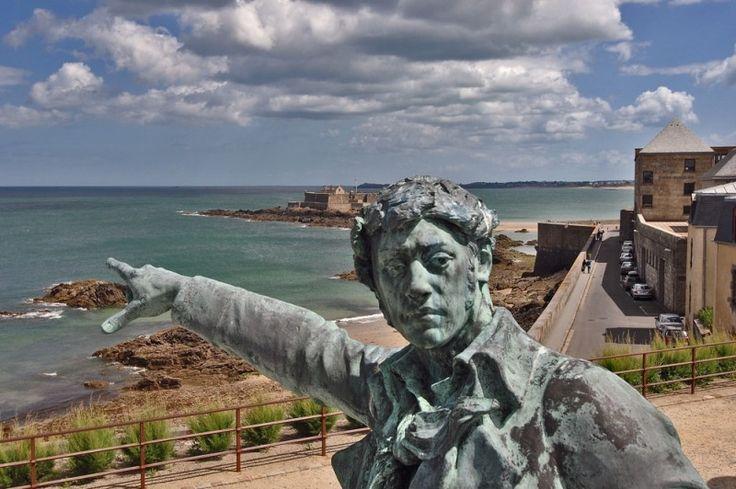 Découvrir Terres Émeraude - Côte Émeraude Surcouf Saint Malo