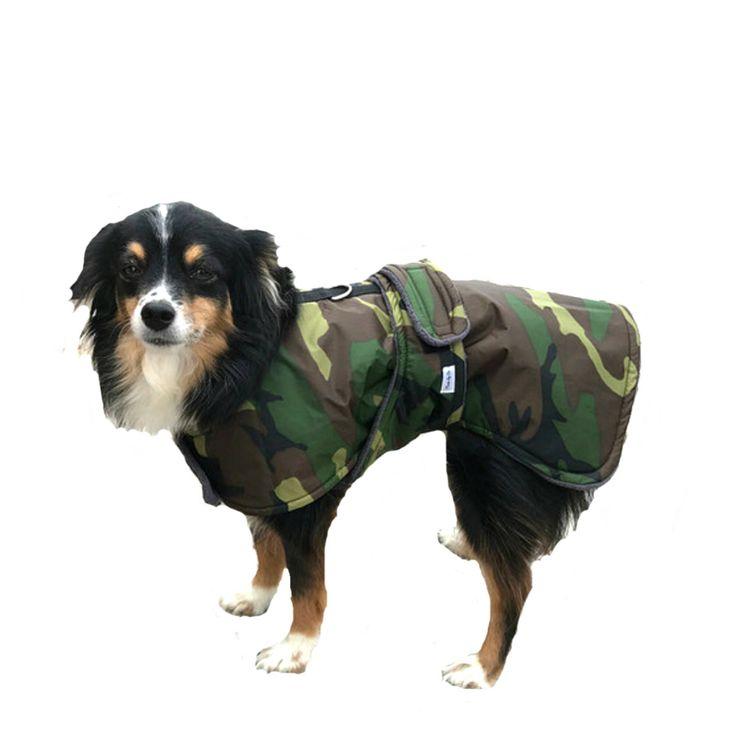 Winter Dog Coat, custom dog coat, dog coat with tummy panel for your dog, waterproof dog coat, hook and loop closure by madebyde on Etsy https://www.etsy.com/listing/585059961/winter-dog-coat-custom-dog-coat-dog-coat