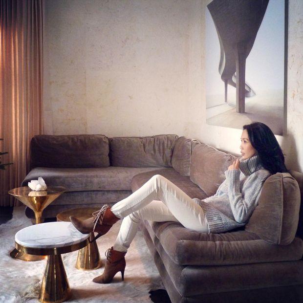 Decorating Profile: Nam Dang-Mitchell   Long narrow rooms