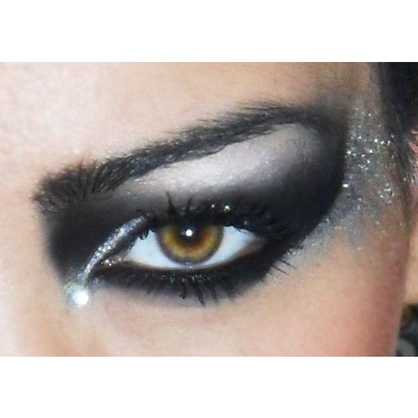 Get Rock Star Eyes ❤ liked on Polyvore featuring beauty products, makeup, eye makeup, eyes, beauty, eye shadow and rock cosmetics