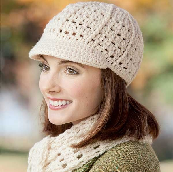 Crochet Hats & Scarves for Kids - From toddlers to teens, kids of all ages will love the 30 comfy designs in Crochet Hats and Scarves for Kids, a Leisure Arts publication produced by The Creative Partners LLC. Styles range from ski hats and berets to visor caps and more in a variety of yarn weights. Projects include Ready for Winter; Double the Fun; Warm and Wonderful; Capped with Fun; Warm Head Hugger; Little Brother's Aviator Hat; Little Lady's Ski Hat; VIP Cool Cap; Snazzy Hat; Crowning…