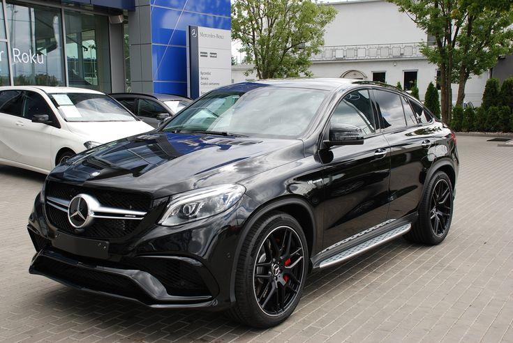2016 Mercedes-Benz GLE 63 AMG S Coupe, PL - JamesEdition | Petrolicious | Pinterest | Mercedes ...