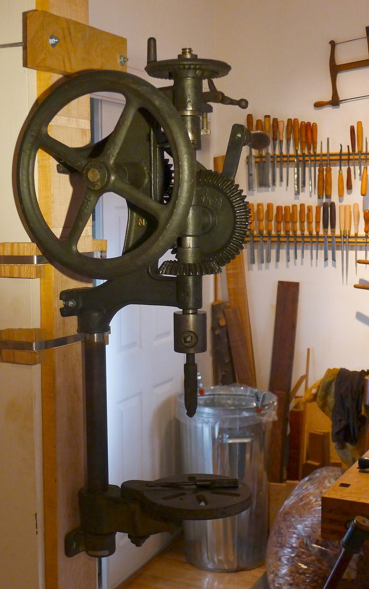 The Canadian Blower Amp Forge Co Ltd Post Hand Crank
