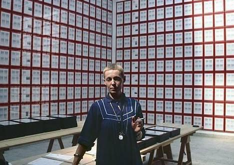 Hanne Darboven: The order of time and things, Museo Reina Sofia ...