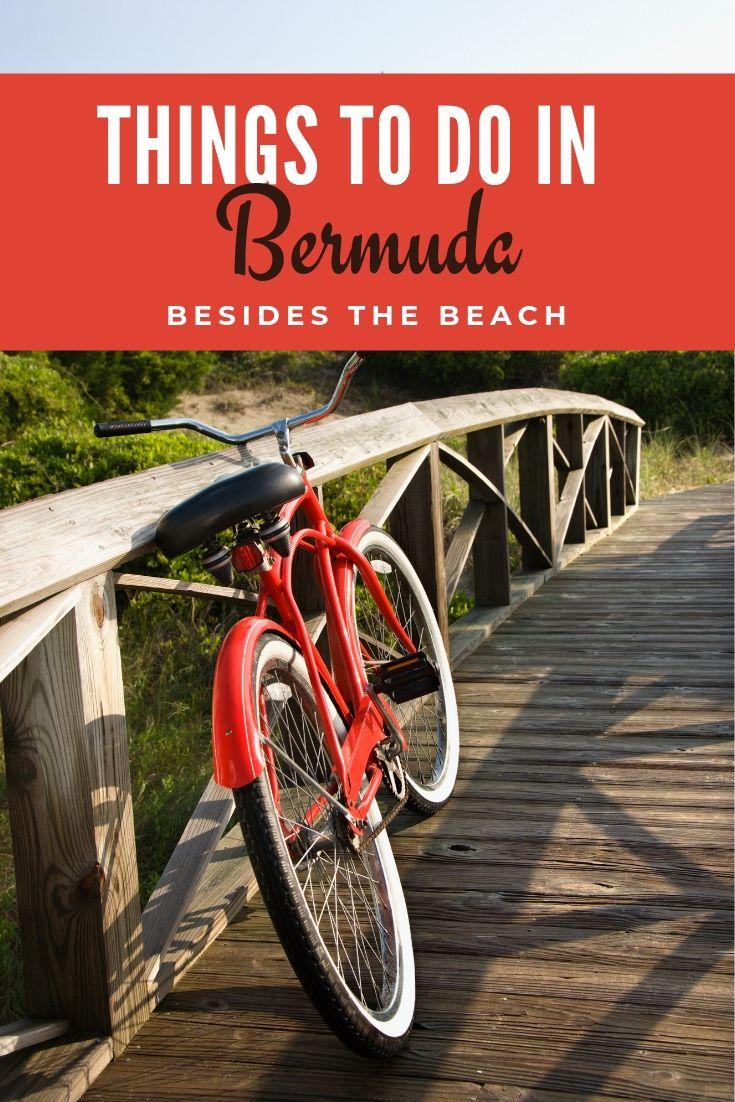 Biking The Picture Perfect Bermuda Railway Trail Bermuda