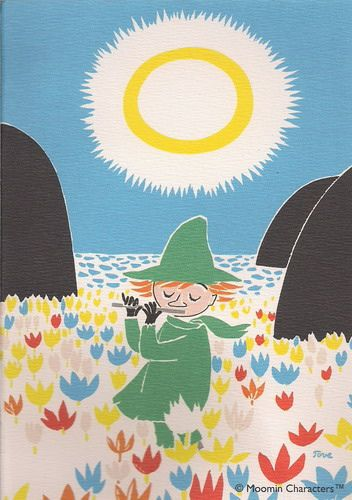 Snufkin is a great character