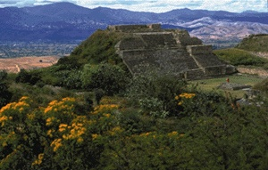 Archaeological Sites in Oaxaca- Monte Albán