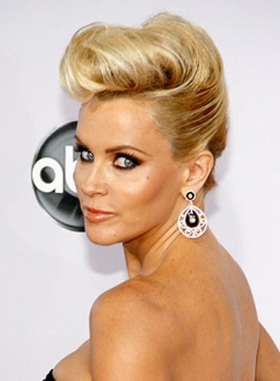 jenny mccarthy updos hairstyle pic - Google Search