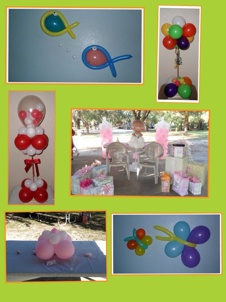 17 best images about my balloons decorations on pinterest for 7 star balloon decoration