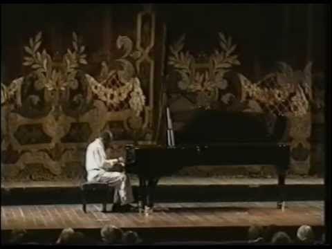 Conciertos II Luis Lugo piano