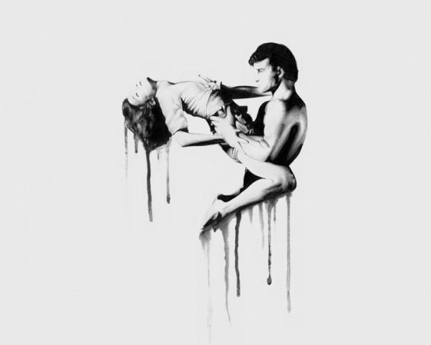 <3 love this!: Dirty Dance Art, Dance Stuff, Artsy Photos, Zoran Nova, Pop Drawing, Dirty Dancing Tattoo, Artsy Fartsy, Dance Pop, Ohsodirti Dance
