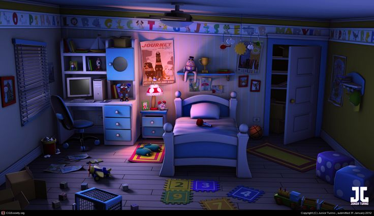 bedroom concept monsters inc google search interiors pinterest