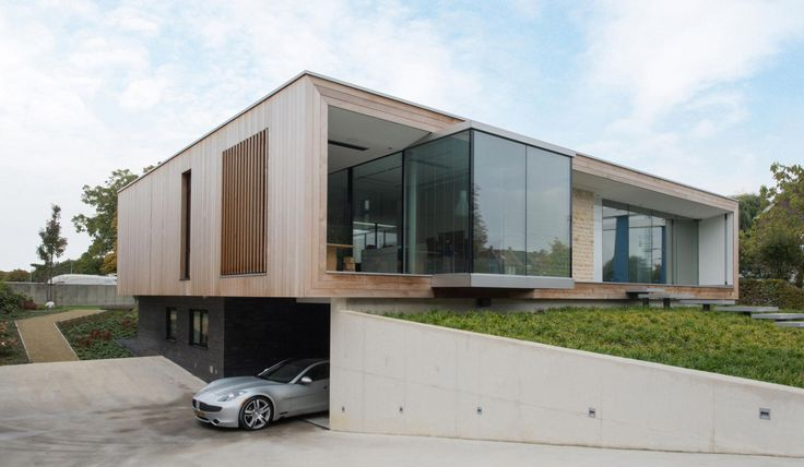 LIAG architects designed M House in The Hague - CAANdesign