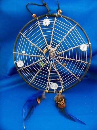 How To Make A Spider Web Dream Catcher 40 best Dream Catchers images on Pinterest Dream catchers 20