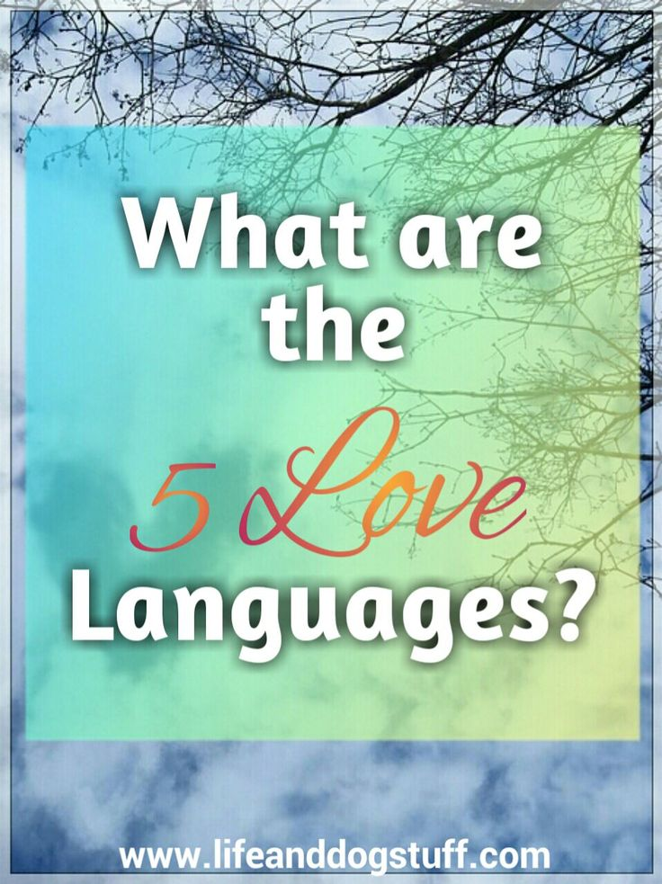 Check out my blog post - What Are The Five Love Languages. #lifelessons #lovelanguage