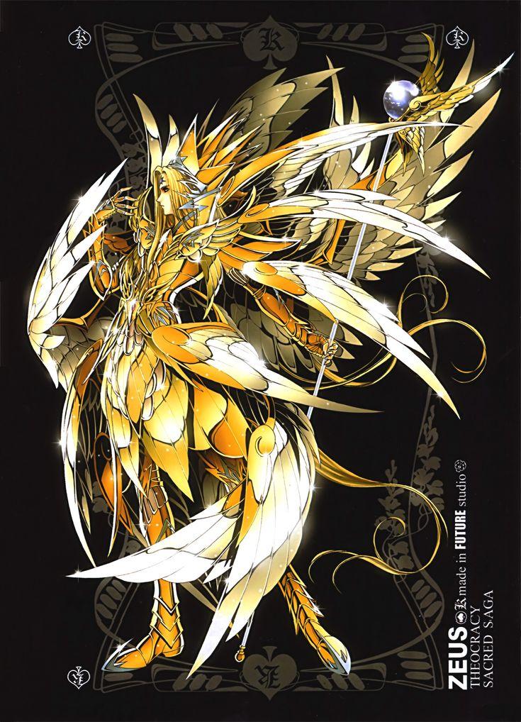 zues | Saint Seiya Zeus