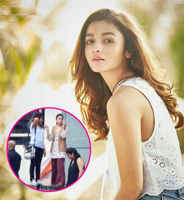 Is this Alia Bhatt's look for Meghna Gulzar's Raazi? View HQ pics #FansnStars