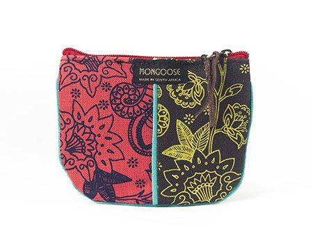 Patchy purse bags are available in a couple of combinations. See our website for more.