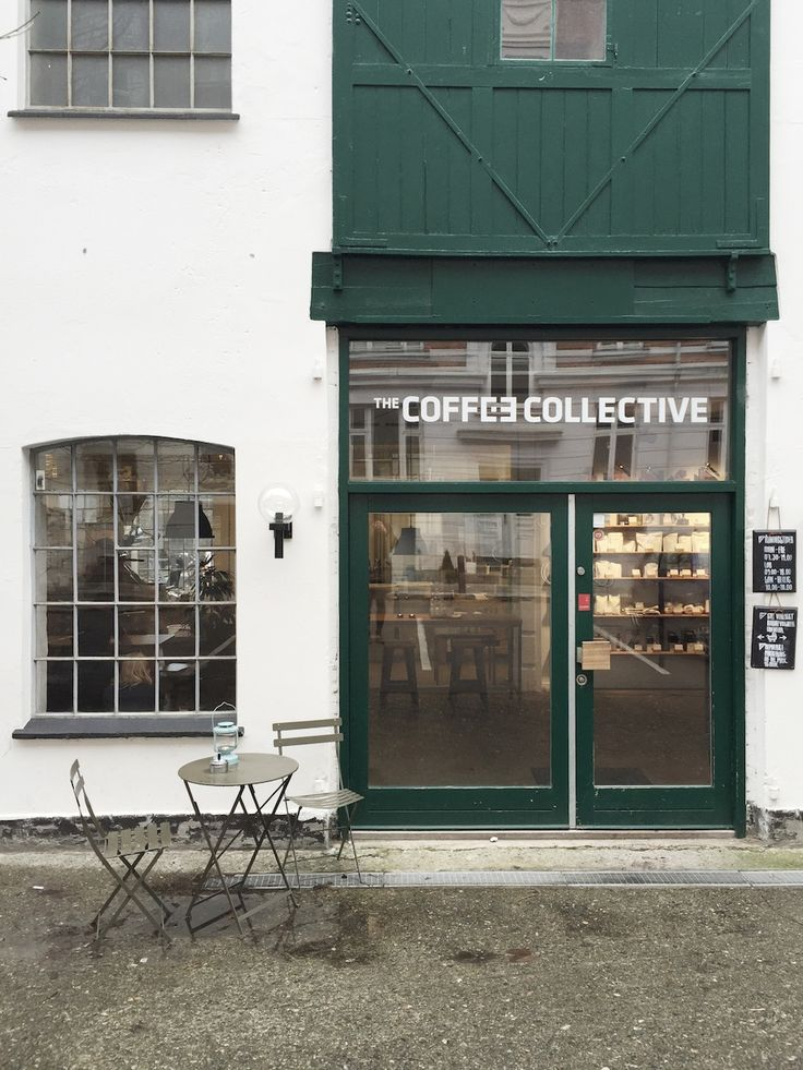 Coffee Collective cafein Copenhagen, shot by Rêve En Vert eco city guide.