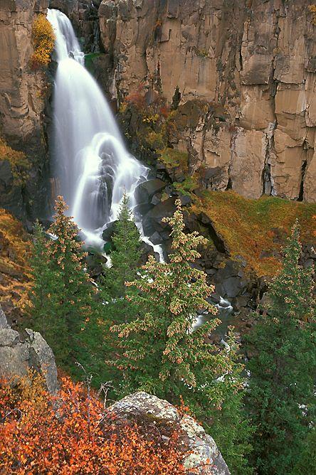 Clear Creek Falls near Creed, Colorado