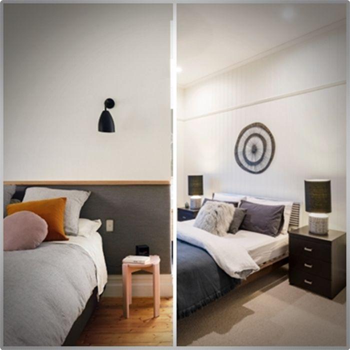 Dormitorios Color Beige Ingresa Hoy A Ideas De Interior No Te Pierdas Estas Excelen Dormitorio De Paredes Blancas Dormitorio Color Beige Dormitorios Modernos