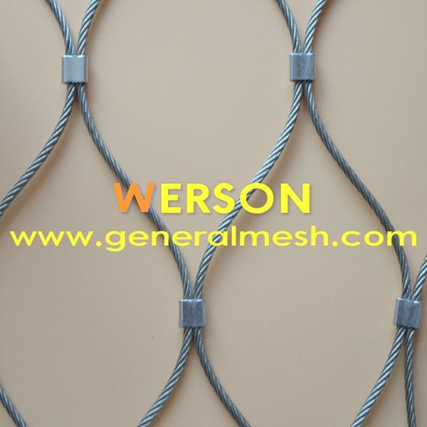 76x131mm Aperture Wire Mesh Tension Fixing Stainless Steel Green Walls Stainless Steel Trellis Screens Stainless Climbing Trellis Wire Trellis Trellis Plants