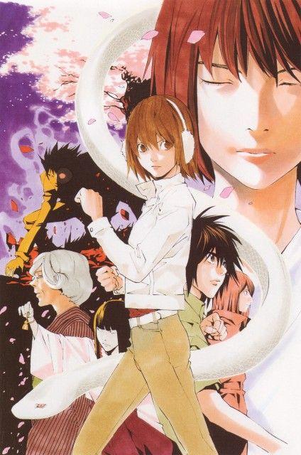 Takeshi Obata Mangaka Blanc Et Noir Artbook