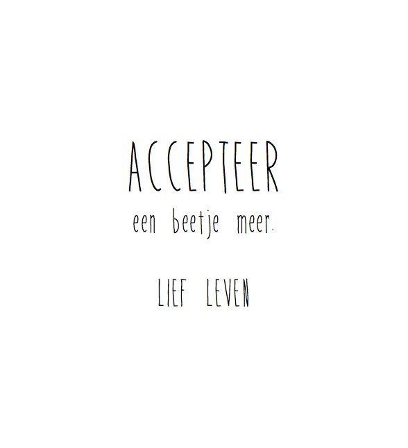 Lief Leven #liefleven