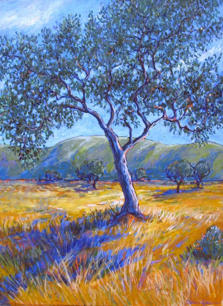 Derrolyn Anderson. Olive Tree