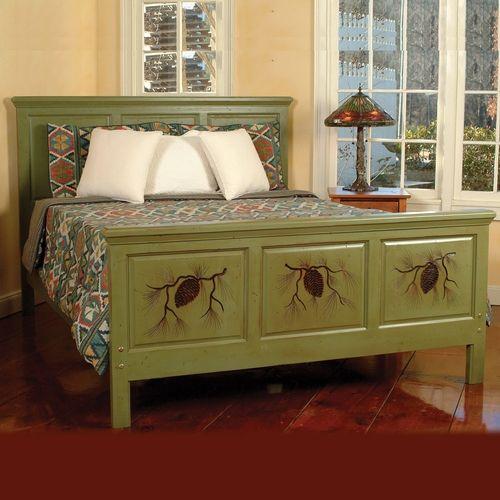 Lodge Style Bedroom Furniture: Dirt Road Vintage ️ COTTAGE STYLE